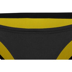 arena Free Bas de maillot de bain Femme, black-yellow star